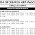 A14 JARDIM GRAMADO 2021 | Horário de ônibus | Alm. Tamandaré PR