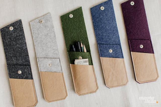 simple pen case