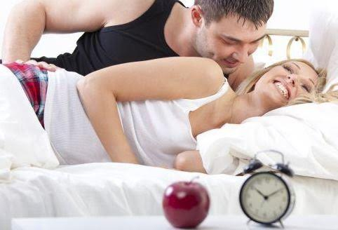 Best time to make sex