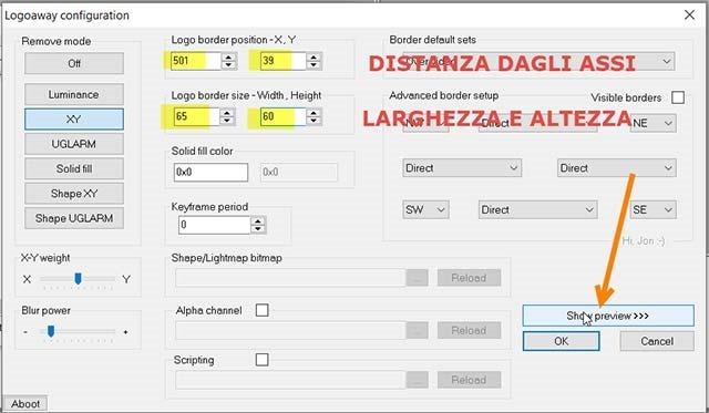 configurazione-logoaway