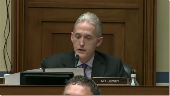 Trey Gowdy GRILLS James Comey On Hillary Clinton Emails
