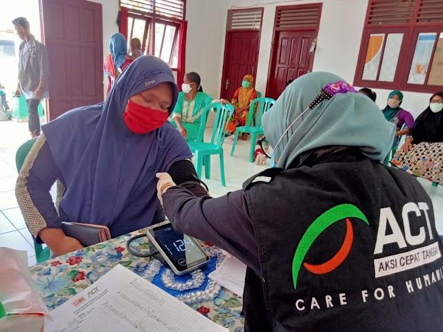 Pasca Banjir Seruyan, MRI ACT Kalteng Gelar Pelayanan Kesehatan Gratis