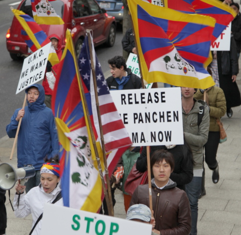 Global Protest: 52nd Commemoration of the Tibetan National Uprising Day - IMG_004472B.JPG