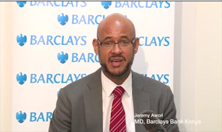 Barclays Bank Africa Chief Executive Officer.