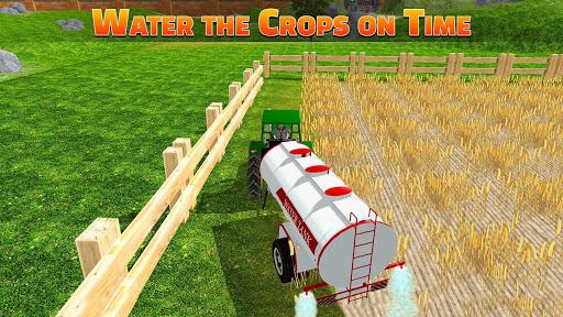 Tractor Farming Driver: Village Simulator 2019  screenshots 4