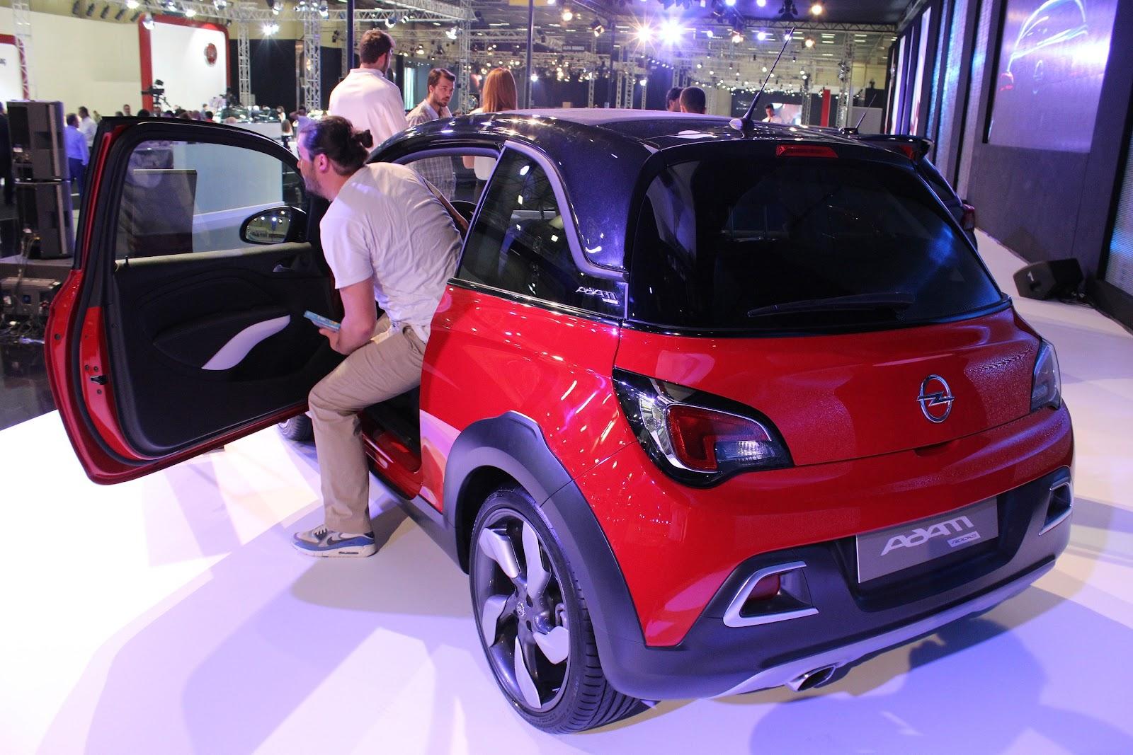 2016 Opel Karl, 1.6 dizel otomatik Mokka ve Insignia ...