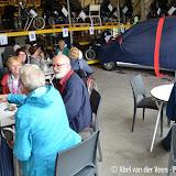 Feestelijke onthulling Zonnebloemauto - Foto's Abel van der Veen