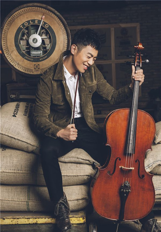 Zhu Yawen China Actor