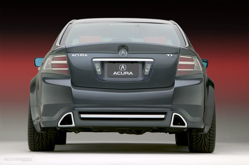 Acura Tl A Spec Concept