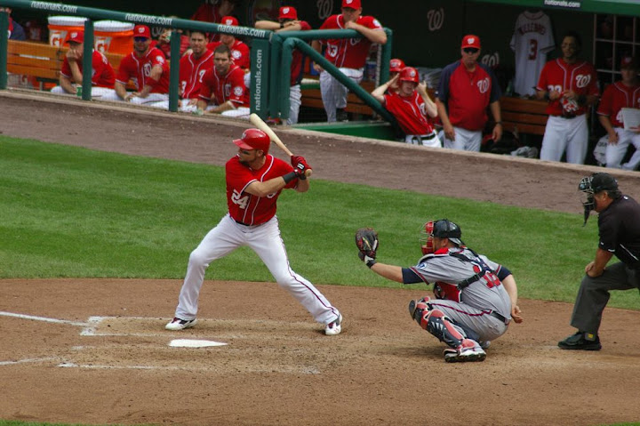 Ankiel at bat