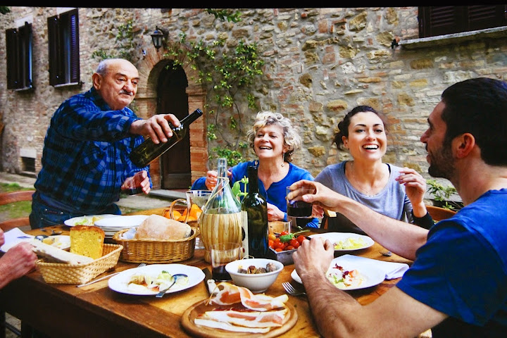 Sensational Umbria by Steve Mc Curry