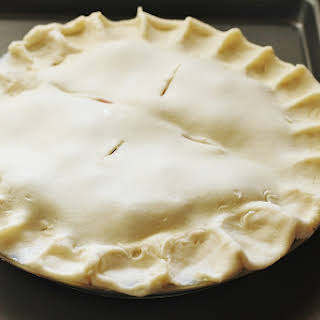 Double-crust Butter Pie Crust.