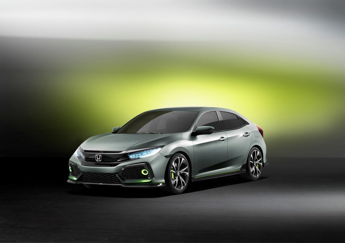 Honda - Civic Hatchback Prototype