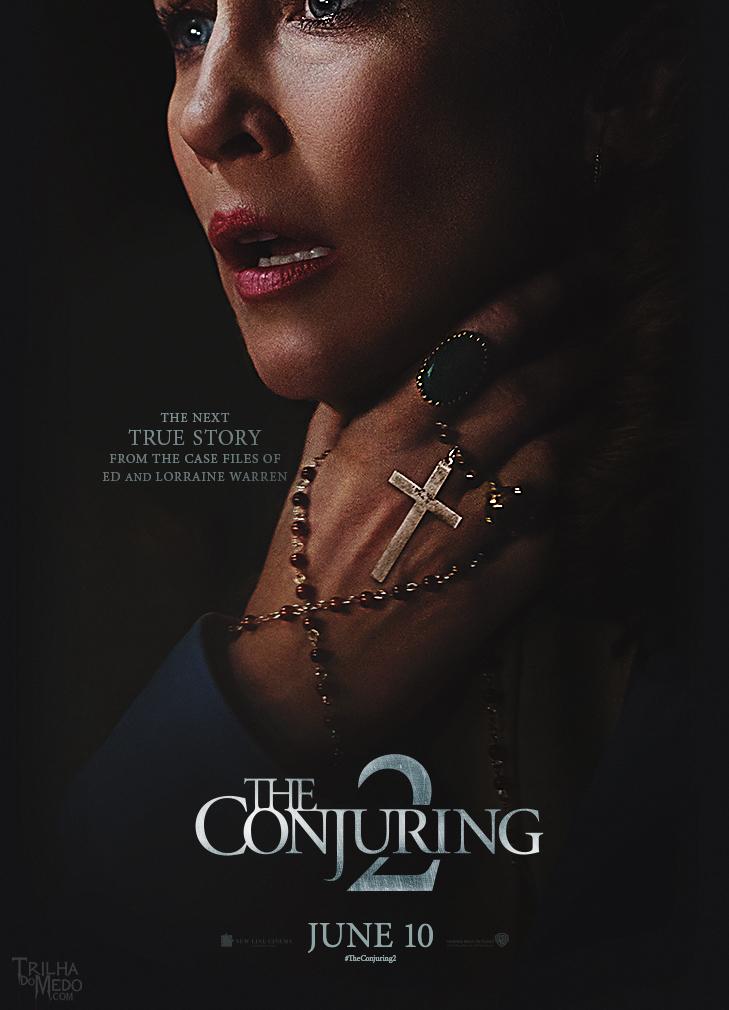 Trailer e poster oficiais de Invocação do Mal 2 (The Conjuring 2: The Enfield Poltergeist)