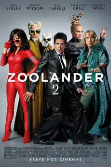 Capa Zoolander 2 Torrent