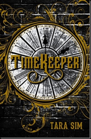 Timekeeper  (Timekeeper #1)
