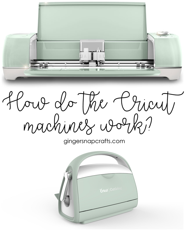 Cricut Question Series How Do the Cricut Machines Work