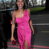 WWW.ENTSIMAGES.COM - Sonique   arriving at      The Asian Awards at Grosvenor House, 86-90 Park Lane, London April 16th 2013                                            Photo Mobis Photos/OIC 0203 174 1069