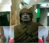 Muammar Gaddafi, Libia, tirania, ditador