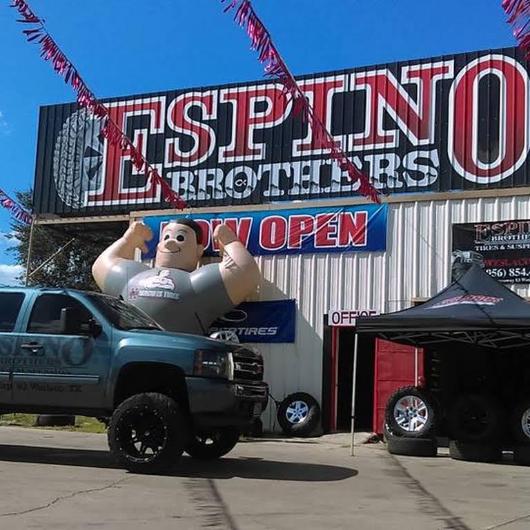 Espino Brothers Las Milpas Tires Suspension
