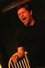 Spitting In The Face Of The Devil- Bob Brader - Photo by Tracy Olsen