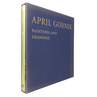 April Gornick SIGNED 'Paintings and Drawings' Book