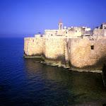 La côte méditerranéenne (Palestine-Israël)