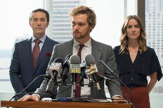 Punho de Ferro - Netflix - 1ª temporada (2)