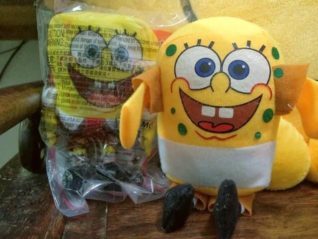 pirated SpongeBob