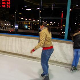 Sportactiviteit schaatsen (05 oktober 2010)2010