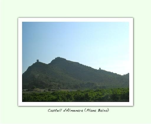 Fotografia del Castell d'Almenara