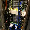 Visita a la sala de servidores del Edificio de Bioinnovación de la UMA en el PTA