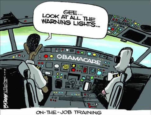 obamacare-warning-lights-on-the-job-training-political-cartoon