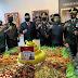 Kodim 0508/Depok Berikan Suprise Untuk Polres Metro Depok Di HUT Bhayangkara Ke - 74