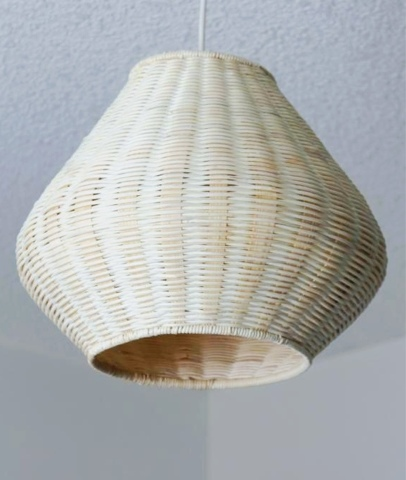 woven ceiling shade