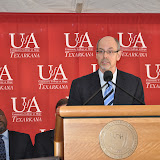 UACCH-Texarkana Creation Ceremony & Steel Signing - DSC_0201.JPG