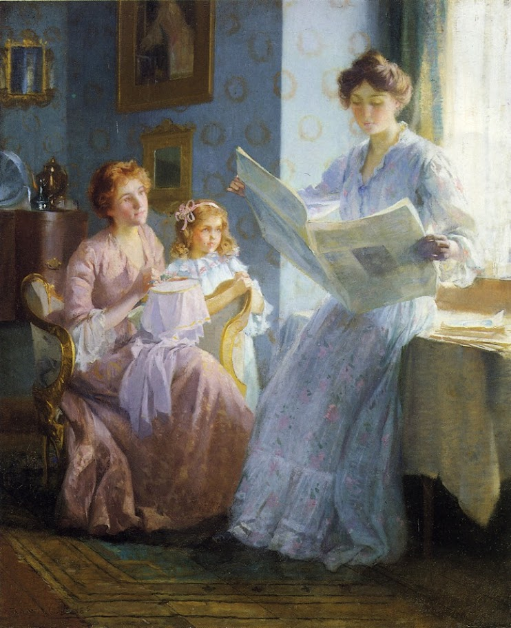 Francis Coates Jones - An Interesting Story
