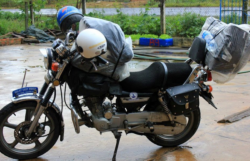 I had selected the Da Lat easy riders