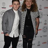 OIC - ENTSIMAGES.COM - Nicholas McDonald and Luke Friend at the  Jeans for Genes Day 2015 - launch party in London 2nd September 2015 Photo Mobis Photos/OIC 0203 174 1069