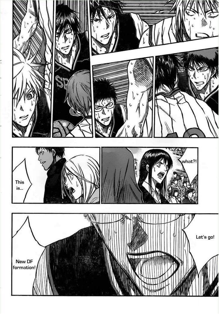 Kuroko no Basket Manga Chapter 159 - Image 13