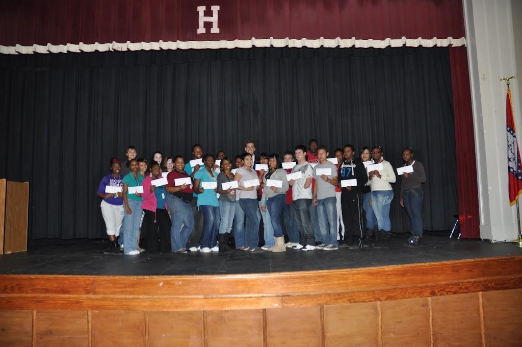 Southwest Arkansas Preparatory Academy Award Letters Hope High School Spring 2012 - DSC_0079.JPG