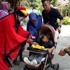 Belasan Ribu Wisatawan Padati GL Zoo Libur Imlek