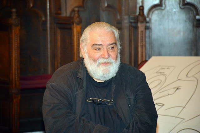 Sorin Dumitrescu la Sf. Silvestru despre Inviere 113
