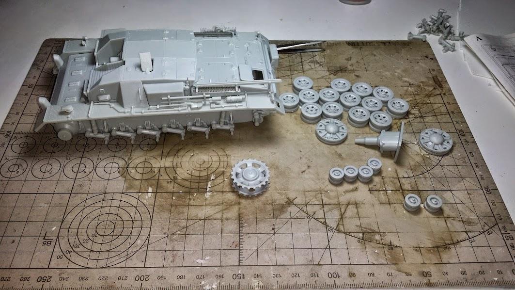 1/35 Stug III Ausf B 20150114_204143