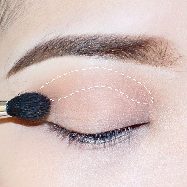 Lunatic Vixen Tutorial Eye Make Up Using Viva Eyeshadow
