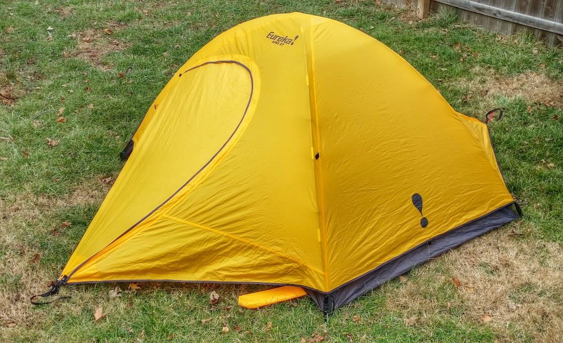 //lh3.googleusercontent.com/-p...214_142529.jpg & FS: Vargo Stove Platypus Gravity Filter Jetboil Eureka Tent
