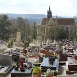 Cimetière et église Notre-Dame de Taverny
