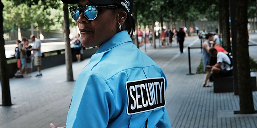 Demand for security guards on the rise