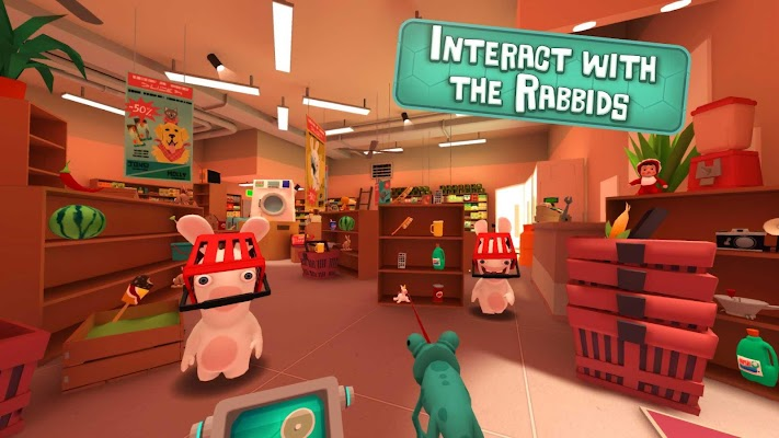 Virtual Rabbids: The Big Plan- screenshot