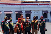 Terkait Penarikan Mobil Oleh ACC finance Ketua DPW LSM BPPI Mendatangi Polrestabes Surabaya,